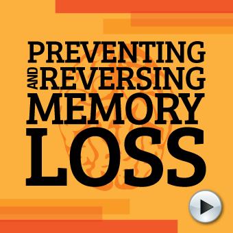 Preventing and Reversing Memory Loss