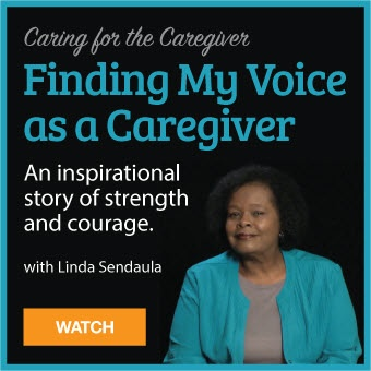 Finding My Voice as a Caregiver