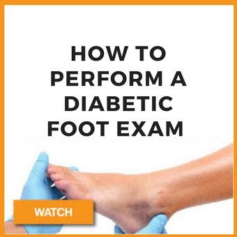 Complete Diabetic Foot Exam