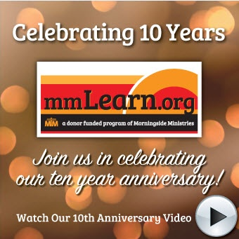 Celebrating our 10th Year Anniversary at mmLearn.org